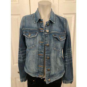 J. Crew Blue Jean Jacket Size Extra Small